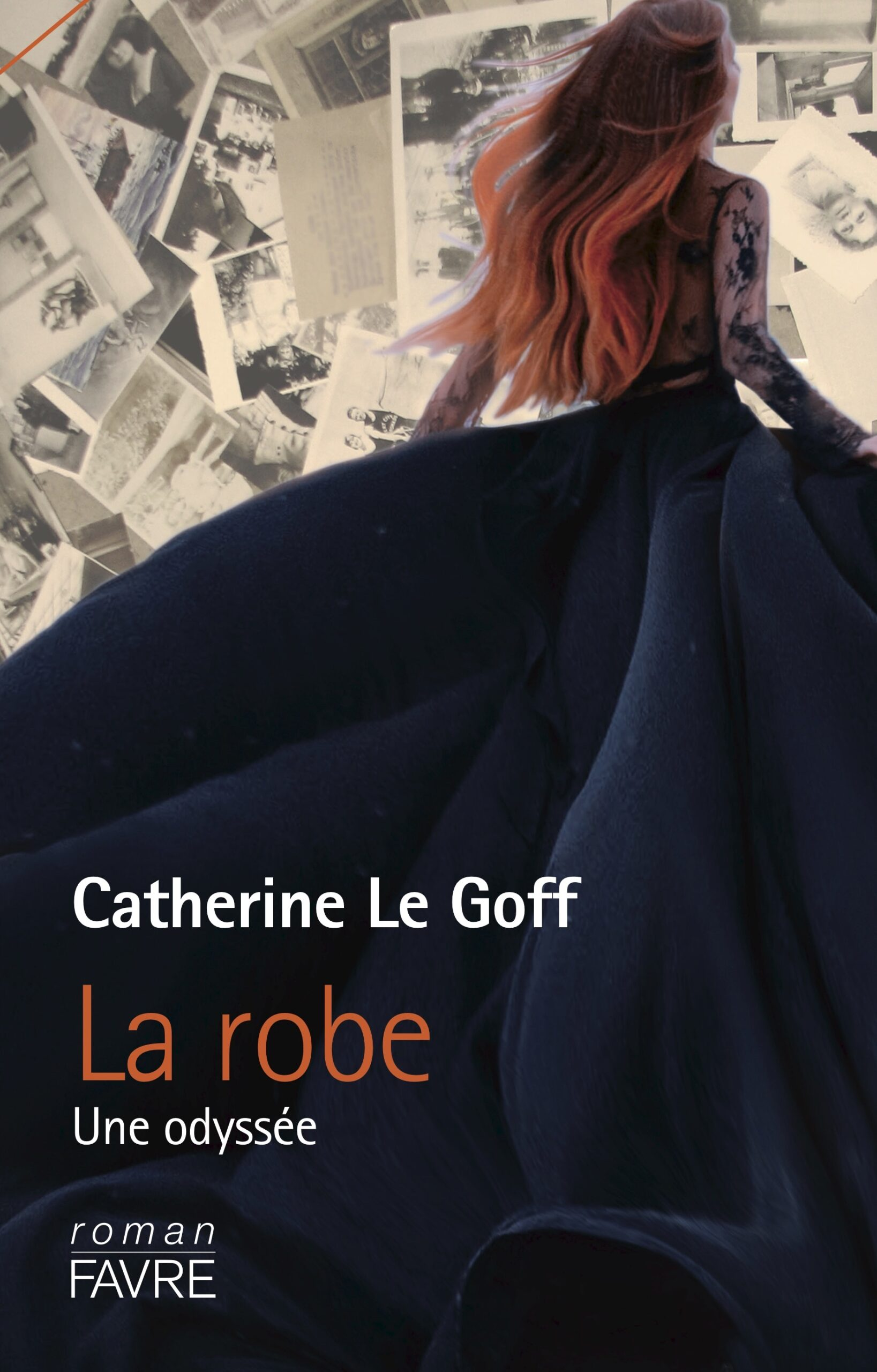 La robe : une odyssée, Le Goff, Catherine