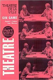 Gin Game, Coburn, Donald L.