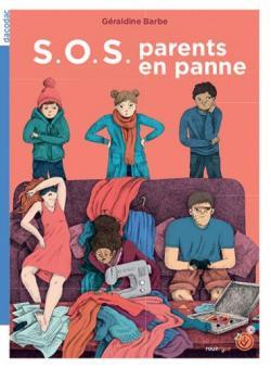 SOS parents en panne, Barbe, Géraldine