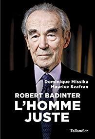 Robert Badinter : l'homme juste, Missika, Dominique