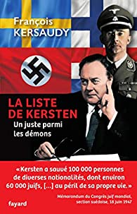 La liste de Kersten : un juste parmi les démons, Kersaudy, François