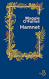 Hamnet, O'Farrell, Maggie
