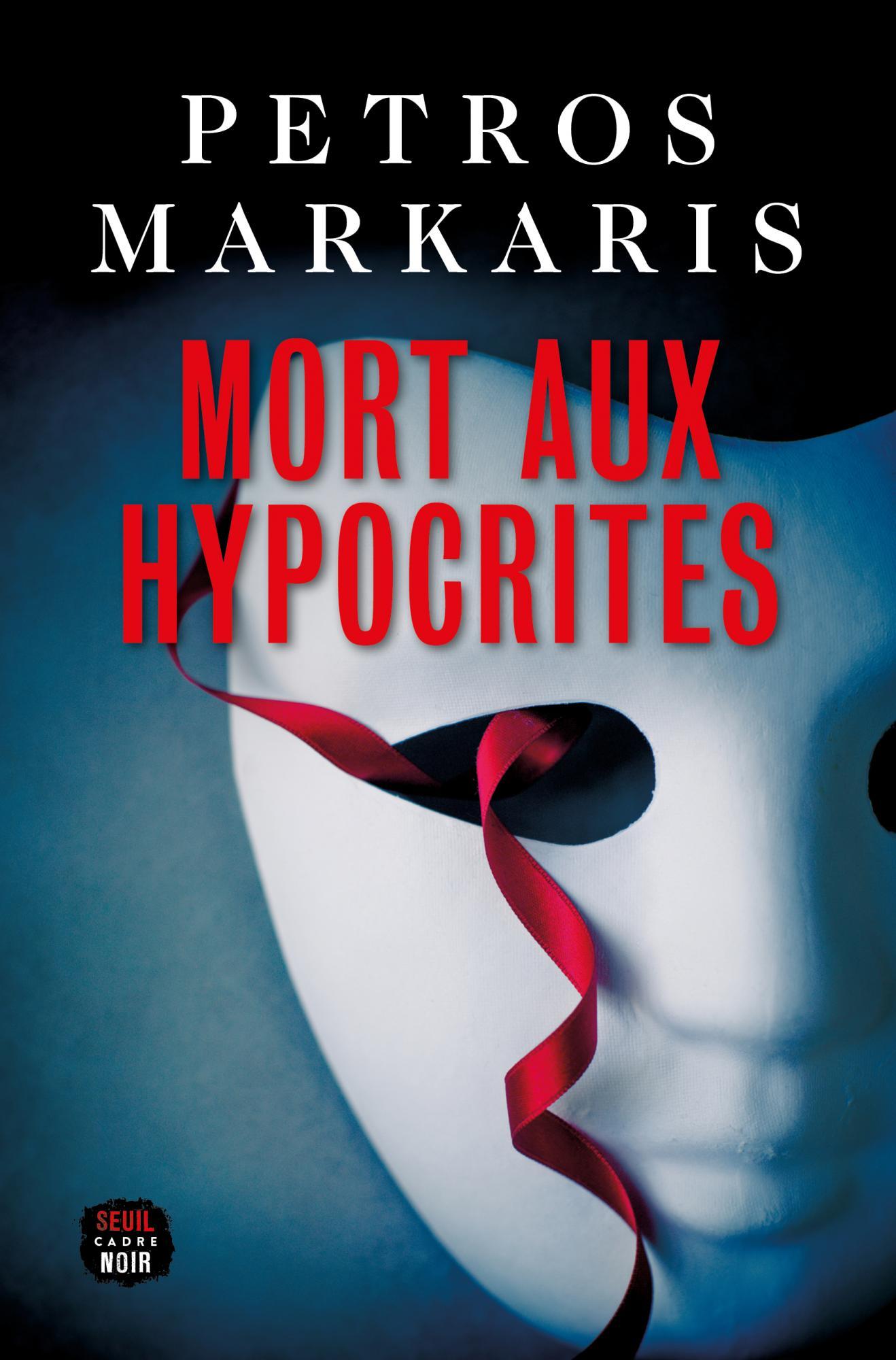 Une enquête de Kostas Charitos : Mort aux hypocrites, Markaris, Pétros