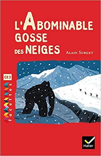 L'abominable gosse des neiges, Surget, Alain