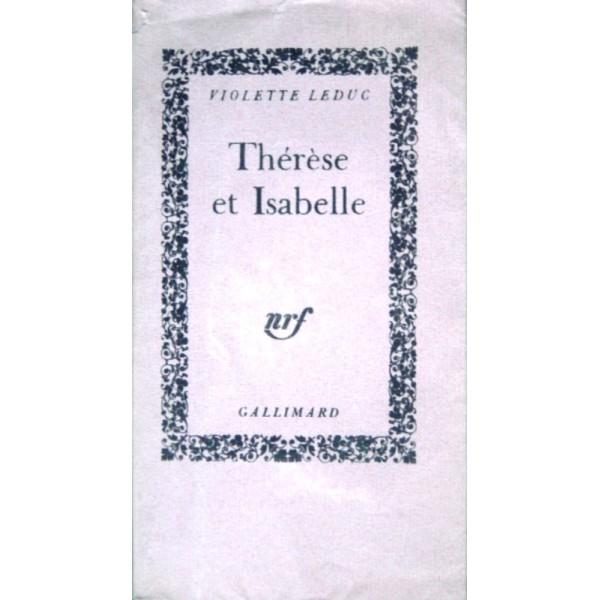 Thérèse et Isabelle, Leduc, Violette
