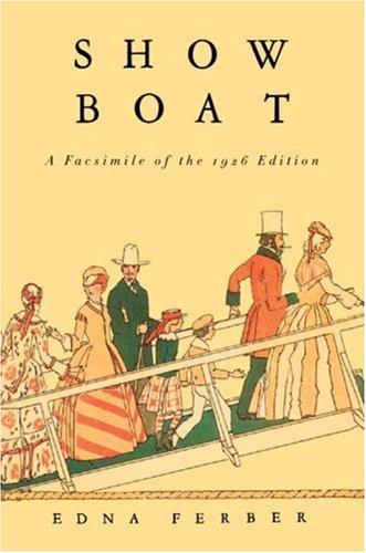 Show boat, Ferber, Edna
