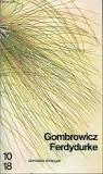 Ferdydurke : roman, Gombrowicz, Witold