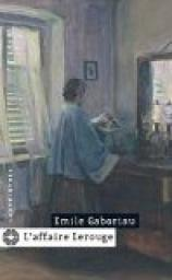 L'affaire Lerouge, Gaboriau, Émile