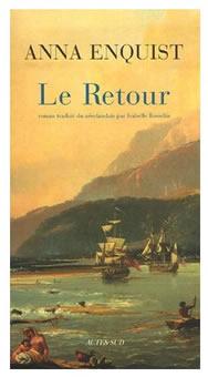 Le retour : roman, Enquist, Anna