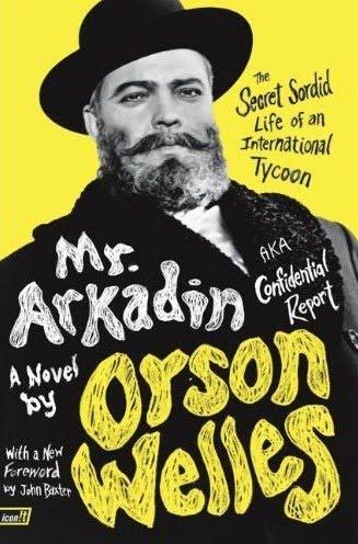 Monsieur Arkadin : roman, Welles, Orson
