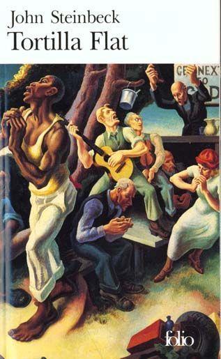 Tortilla Flat : roman, Steinbeck, John