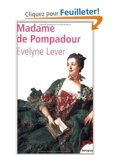 Madame de Pompadour, Lever, Évelyne