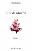 Une vie opaline : roman, Bron, Jacques