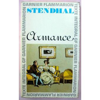 Armance, ou quelques scènes d'un salon de Paris en 1827, Stendhal (1783-1842)