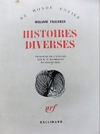 Histoires diverses, Faulkner, William