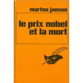 Le prix Nobel et la mort, Martenson, Jan