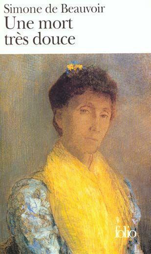 Une mort très douce, Beauvoir, Simone de