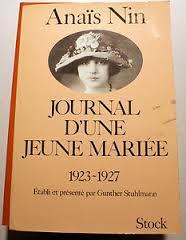 Les Jeunes années, 1923-1927 : [2] : Journal d'une jeune mariée, Nin, Anaïs