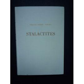 Stalactites, Cingria, Charles-Albert