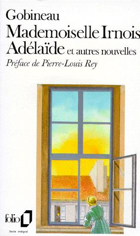 Adélaïde ; suivi de Mademoiselle Irnois