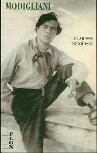 Amedeo Modigliani : autobiographie imaginaire