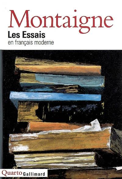 Les Essais : [1er livre], Montaigne, Michel Eyquem de