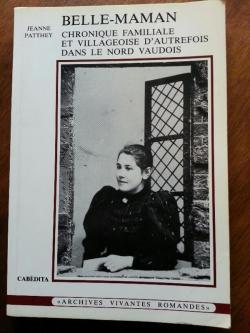 Thérèse au temps des Barbares, Patthey, Jeanne