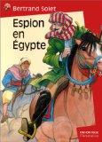 Espion en Egypte, Solet, Bertrand