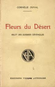 Fleurs du désert, Duval, Cornélie