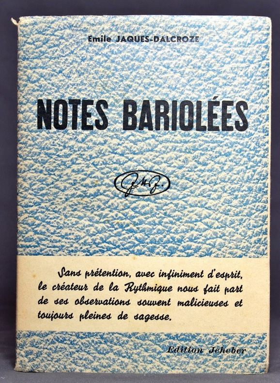 Notes bariolées