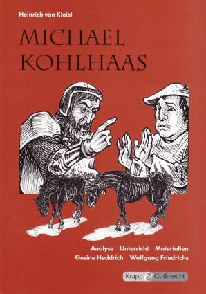 Michael Kohlhaas : nouvelles, Kleist, Heinrich von