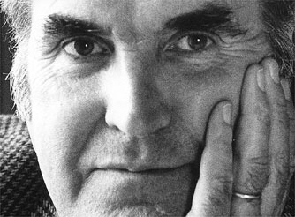 Pierre Arnold, président de l'Exécutif de la Fédération des coopératives Migros : Feusisberg, le 11 mai 1984