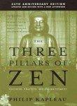 Les trois piliers du zen : enseignement, pratique, illumination, Kapleau, Philip (Ed.)