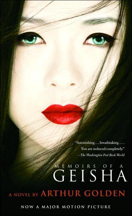 Geisha, Golden, Arthur