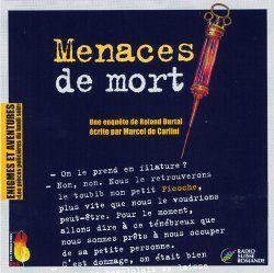 Menaces de mort : une enquête de Roland Durtal, Carlini, Marcel de