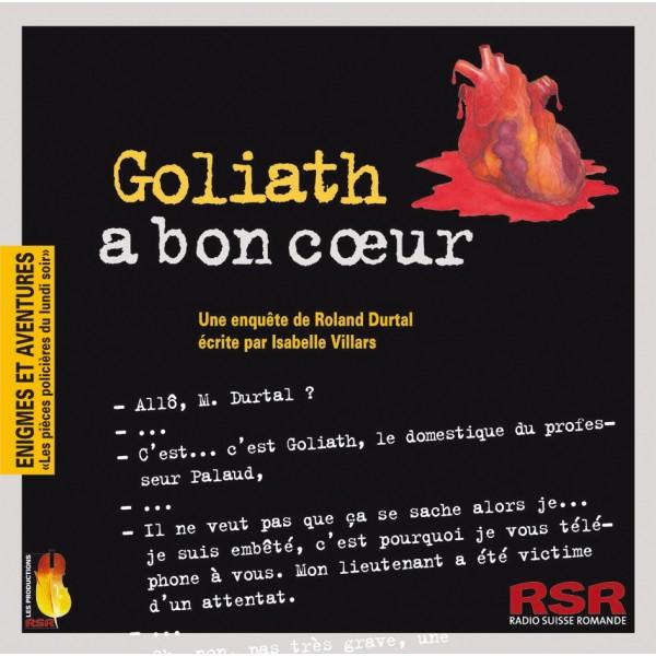 Goliath a bon coeur : une enquête de Roland Durtal, Villars, Isabelle
