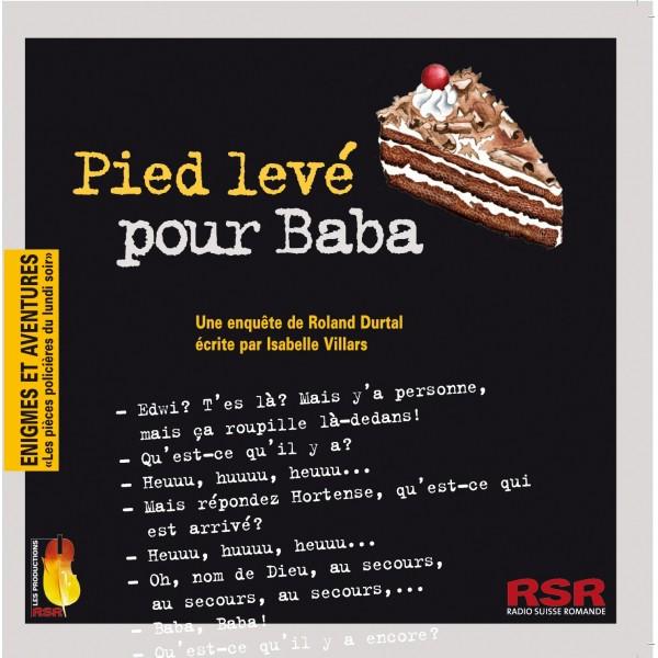Pied levé pour Baba : une enquête de Roland Durtal, Villars, Isabelle