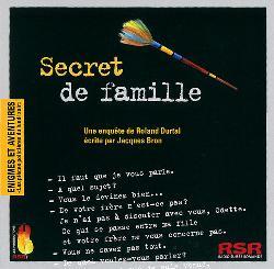 Secret de famille : une enquête de Roland Durtal, Bron, Jacques
