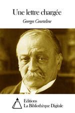 Une lettre chargée, Courteline, Georges (1858-1929)