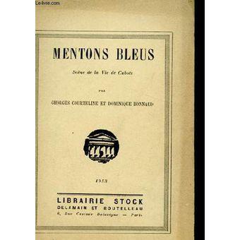 Les mentons bleus : scène de la vie de cabots, Courteline, Georges (1858-1929)