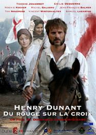 Henry Dunant : du rouge sur la croix