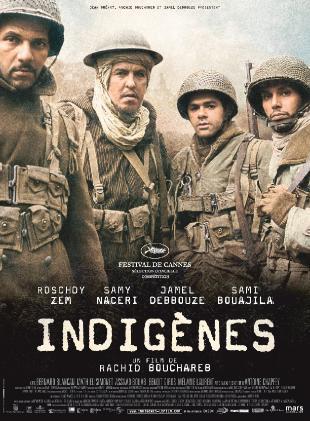 Indigènes, Bouchareb, Rachid
