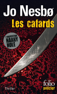 Les cafards : une enquête de l'inspecteur Harry Hole, Nesbo, Jo