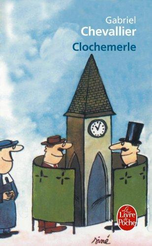 Clochemerle, Chevallier, Gabriel
