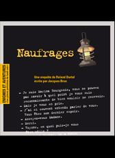 Naufrages : une enquête de Roland Durtal, Bron, Jacques