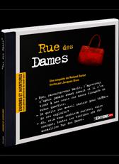 Rue des Dames : une enquête de Roland Durtal, Bron, Jacques