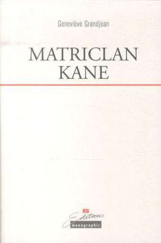 Matriclan Kane, Grandjean, Geneviève