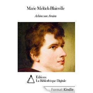 Marie Melück-Blainville, Arnim, Achim von