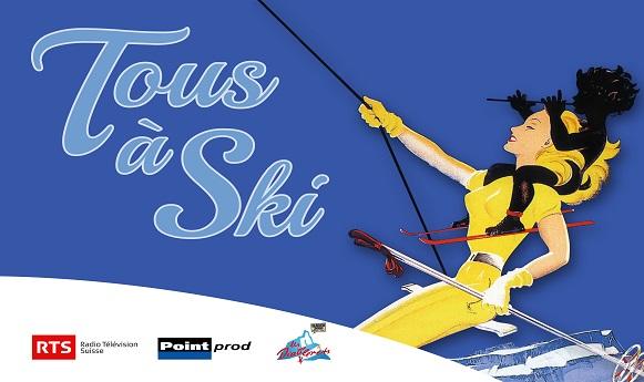 Tous à ski : 2 : Au-dessus du soleil, Vouillamoz, Raymond