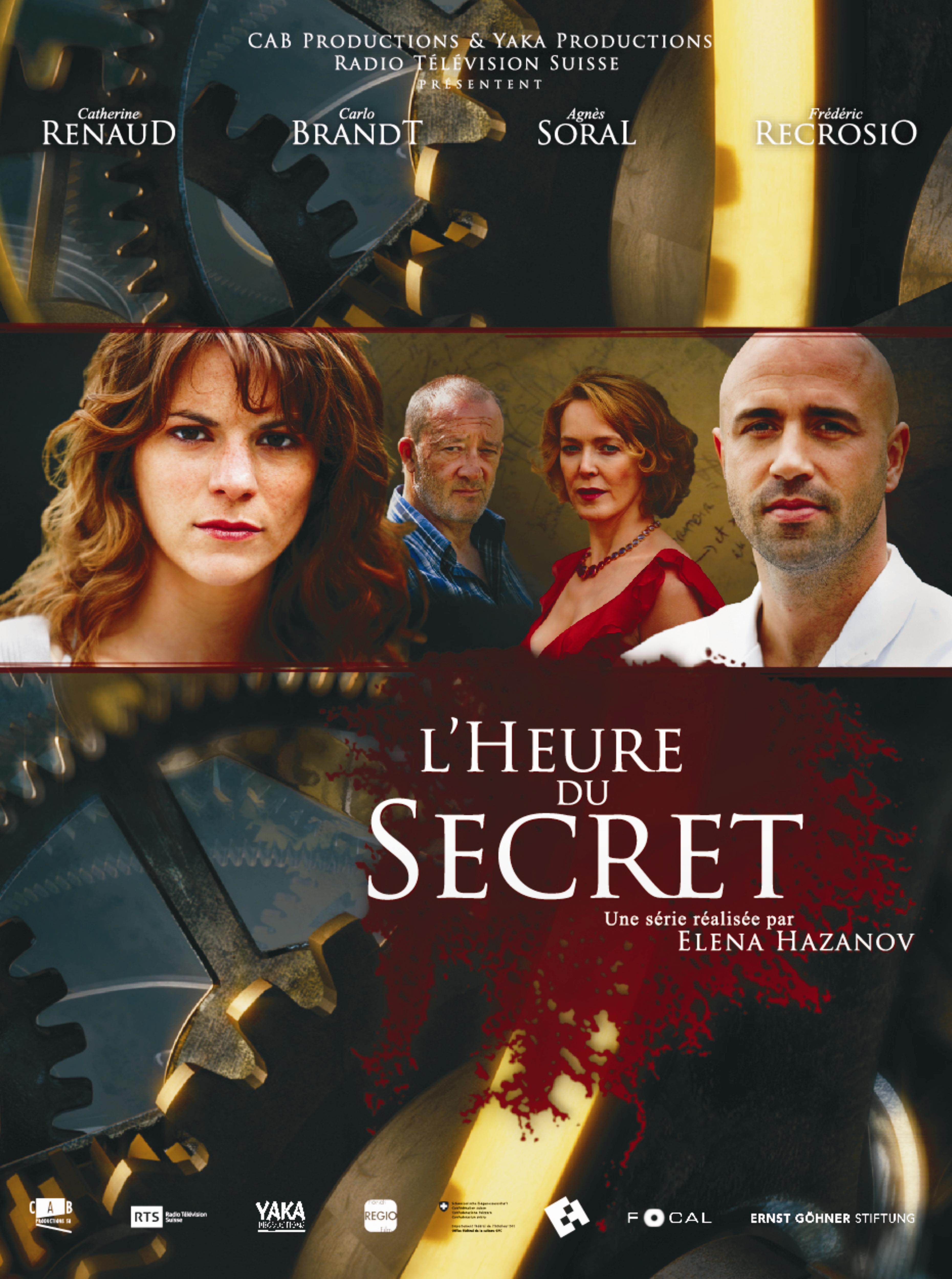 L'heure du secret : saison 2  : épisode 3, Mermet, Gérard
